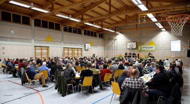 Jahreshauptversammlung 2018: Der Wald im Wandel